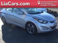 2014 Hyundai Elantra in Radiant Silver, Bluetooth Smart