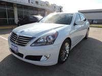 We are excited to offer this 2014 Hyundai Equus. This