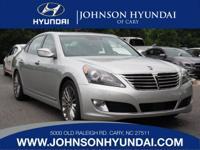 2014 Hyundai Equus Signature, Clean CarFax, One Owner,