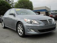 PREMIUM & KEY FEATURES ON THIS 2014 Hyundai Genesis