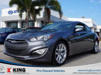 2014 HYUNDAI GENESIS COUPE 2.0T EDITION with a 2.0L I4