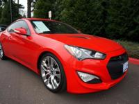 ONE-OWNER 2014 Hyundai Genesis 2D Coupe! Alloy wheels,