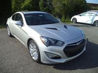 This 2014 Hyundai Genesis Coupe 2dr 2dr I4 2.0T Auto