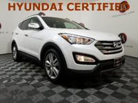 Hyundai Certified Pre-Owned Details: * Limited