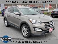 ***NAVIGATION*** ALL WHEEL DRIVE! ***HYUNDAI CERTIFIED