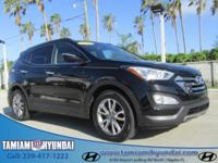 New Price! Clean CARFAX. Certified. Black 2014 Hyundai