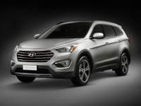 2014 Hyundai Santa Fe Certified. Clean CARFAX. CARFAX