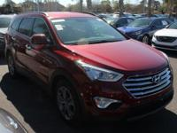 AWD. Santa Fe GLS Reviews* Classy interior design;