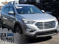 Just Reduced! 2014 Hyundai Santa Fe GLS Circuit Silver