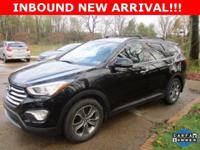 INBOUND NEW ARRIVAL ~  HYUNDAI CERTIFIED CPO ~ 3RD ROW