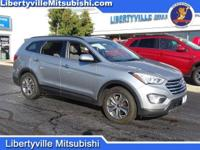 Options:  2014 Hyundai Santa Fe Gls|Silver|Priced Below