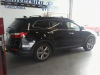 2014 Hyundai Santa Fe Limited FWD 6-Speed Automatic