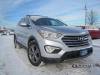 This 2014 Santa Fe is equipped with the Limited trim