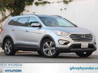 2014 Hyundai Santa Fe Limited 6-Speed Automatic with