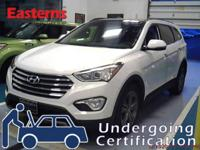 Options:  2014 Hyundai Santa Fe Limited|White|2014