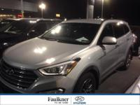 One Owner & Certified, This 2014 Santa Fe Limited