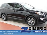 Limited trim. Hyundai Certified, CARFAX 1-Owner,