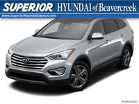 Recent Arrival! 2014 Hyundai Santa Fe Limited Becketts