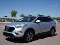 Treat yourself to this 2014 Hyundai Santa Fe Limited,