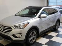 Sturdy and dependable, this Used 2014 Hyundai Santa Fe