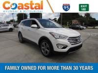This 2014 Hyundai Santa Fe Limited in features: FWD