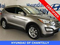 HYUNDAI CERTIFIED, INCLUDES WARRANTY, CLEAN CARFAX...NO