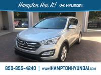 Check out this gently-used 2014 Hyundai Santa Fe Sport