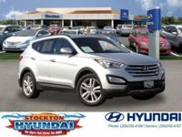 * CLEAN CARFAX * and ** ONE OWNER **. Santa Fe Sport