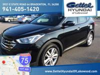 Options:  2014 Hyundai Santa Fe Sport 2.0 Turbo|Santa