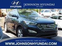 2014 Hyundai Santa Fe Sport 2.0L Turbo, Clean CarFax,