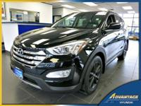 This 1-Owner Hyundai Santa Fe Sport has all of the