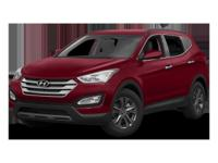 This 2014 Hyundai Santa Fe Sport AWD 4dr 2.0T is Well
