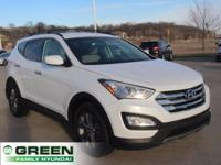 2014 Hyundai Santa Fe Sport 2.4L Popular Equipment