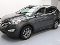 2014 Hyundai Santa Fe with 2.4L I4 Engine,Automatic