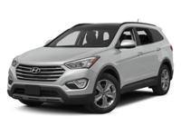 2014 Hyundai Santa Fe Sport 2.4L EXCLUSIVE LIFETIME