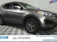 Hyundai Santa Fe Sport 2.4L CARFAX One-Owner. Odometer