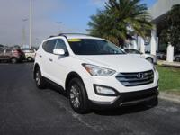 2014 Certified Pre Owned Santa Fe Sport, Extra Clean,