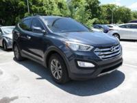 Options:  2014 Hyundai Santa Fe Sport 2.4L|Blue|Hyundai