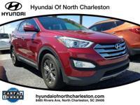 2014 Hyundai Santa Fe Sport 2.4L FWD 6-Speed Automatic