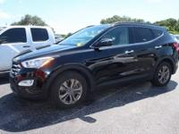 CARFAX One-Owner. Certified. Twilight Black 2014