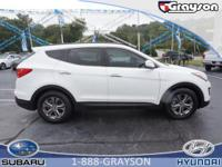 Hyundai Certified, CARFAX 1-Owner, GREAT MILES 30,072!
