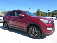 With the 2014 Hyundai Santa Fe's ability, convenience