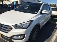 This 2014 Hyundai Santa Fe Sport  is proudly offered by