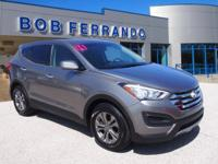 Options:  2014 Hyundai Santa Fe Sport 2.4|Miles: