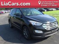 2014 Hyundai Santa Fe Sport in Twilight Black, 1