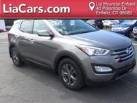 2014 Hyundai Santa Fe Sport in Mineral Gray, 1 Owner!,