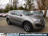 2014 Hyundai Santa Fe Sport AWD in Mineral Grey with