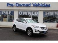 Looking for a clean, well-cared for 2014 Hyundai Santa