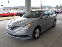 Get ready to ENJOY! Move quickly! brbrThis 2014 Sonata