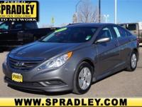 This 2014 Hyundai Sonata GLS is provided to you for